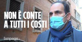 """Crisi governo, Marcucci (Pd): """"Conte non a tutti costi, ma buonsenso porta a lui"""""""