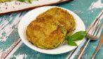 Hambúrguer de abobrinha: prato rápido e fácil, mas cheio de sabor!
