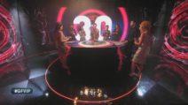 Grande Fratello VIP - Le Nomination palesi della trentacinquesima puntata