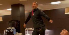 Gomez al Siviglia: si esibisce con la sua Papu Dance