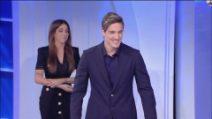 C'è Posta per Te - Nicolò Zaniolo con mamma Francesca entrano in studio