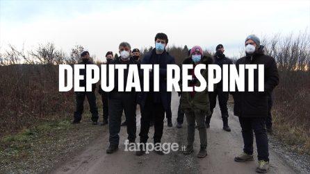 """Polizia croata respinge 4 europarlamentari: """"Non osiamo pensare cosa fanno a donne e bambini"""""""