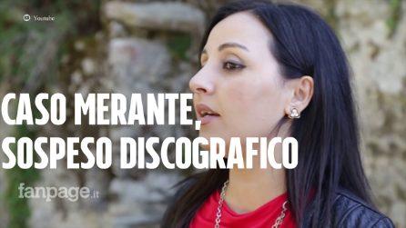 """Caso Teresa Merante, l'Afi sospende la casa discografica della canzone U Latitanti: """"Lontani da noi"""""""