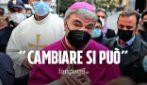 """Mimmo Battaglia è il nuovo vescovo di Napoli: """"Terra mia, Terra mia, cambiare si può"""""""