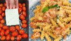 Pasta feta e pomodorini: la ricetta virale che ha conquistato Tik Tok!