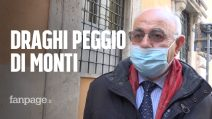 """L'irriducibile Lannutti (M5S) non ascolta Conte: """"No a Draghi, è peggio di Monti"""""""