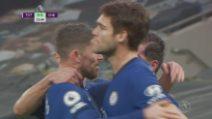 Premier League, Tottenham-Chelsea 0-1: gol e highlights