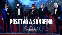 Sanremo 2021, positivo al covid Moreno Conficconi degli Extraliscio: scatta la quarantena