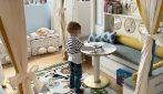 Come è fatta la stanza di Leone, il figlio di Chiara Ferragni e Fedez
