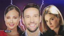 Grande Fratello VIP - Andrea Zenga, Rosalinda Cannavò e la sorella di Andrea Zelletta