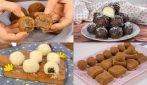 4 Modi per preparare dei tartufini deliziosi in pochi minuti!