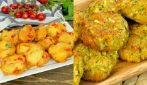 3 recipes to making fritters that are soft inside and crunchy outside!