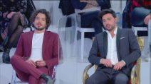 Uomini e Donne, Gianluca entra in studio per sostenere Davide Donadei nella scelta