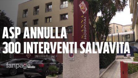 La sanità calabrese chiude un ospedale, 300 interventi salvavita annullati