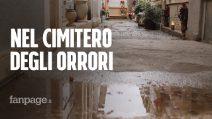 """Tropea, nel cimitero dell'orrore: """"Le salme dei nostri cari distrutte: abbiamo il cuore a pezzi"""""""