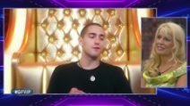 GF VIp, i dubbi di Stefania Orlando e Tommaso Zorzi su Maria Teresa Ruta