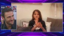 Grande Fratello VIP - Il videomessaggio del fratellino di Andrea Zenga