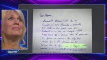GF Vi, la lettera di Gian Amedeo Goria alla mamma Maria Teresa Ruta
