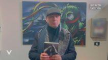 Verissimo - Il videomessaggio di J-Ax per Francesco Sarcina