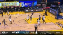 NBA Highlights: Golden State-Brooklyn 117-134