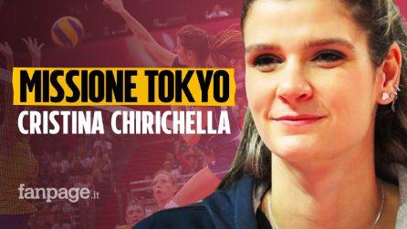 """Cristina Chirichella a Fanpage.it: """"Pronta per le Olimpiadi di Tokyo, senza pressioni"""""""