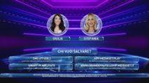 Grande Fratello Vip - Signorini comunica a Giulia Salemi e Stefania Orlando che sono al televoto