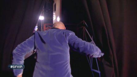 Grande Fratello VIP - Un nuovo scherzo ad Alfonso Signorini