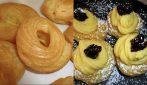 Zeppole di San Giuseppe al forno e fritte: la ricetta golosa