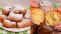 Frittelle di ricotta: il segreto per renderle morbide e deliziose!