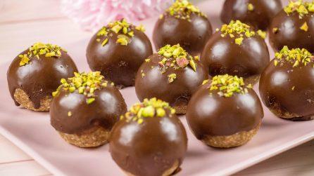 Trufa de chocolate: deliciosa e pronta em 10 minutos!
