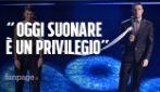"Fedez e Michielin: ""Siamo privilegiati, Ariston unico teatro dove potersi esibire"""