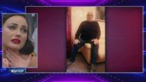 Grande Fratello VIP - Il videomessaggio del padre di Rosalinda Cannavò