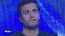 Pierpaolo Pretelli piange quando scopre che Giulia Salemi è stata eliminata