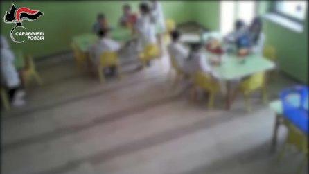 """""""Sei un animale"""": maestra d'asilo minaccia e picchia i bambini nel Foggiano"""