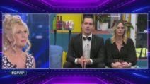 Grande Fratello VIP - Il confronto fra Maria Teresa Ruta, Tommaso Zorzi e Stefania Orlando