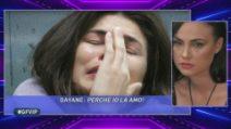 Grande Fratello VIP - Dayane Mello rivela il suo amore per Rosalinda Cannavò