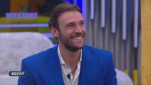 Grande Fratello VIP - La reazione di Andrea Zenga e dei Vip alla confessione di Dayane Mello