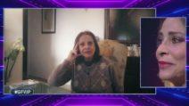 Il videomessaggio della mamma di Stefania al Gf Vip