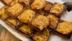 Apple tarts with puff pastry: the simple and delicious dessert