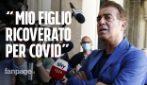"""Massimo Ghini, il figlio 25enne ricoverato per Covid: """"Tutto è nato da un assembramento"""""""