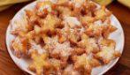 Stelline fritte: irresistibili e velocissime da preparare!