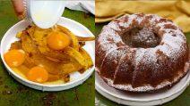 Banana peels cake: the original recipe for a unique dessert!