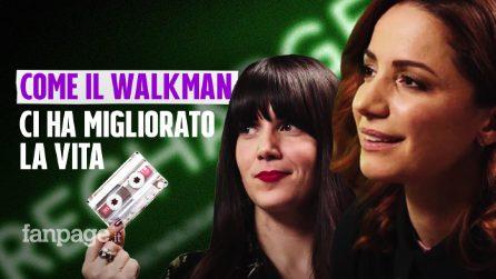 Recharge Life   Ep.1: Il Walkman - Andrea Delogu intervista Daniela Collu