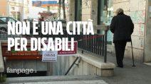 """Ascensori e montacarichi della metro rotti: """"Roma non è una città per disabili"""""""