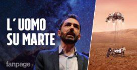 La missione di Perseverance su Marte spiegata dall'astrofisico Amedeo Balbi