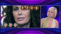 Grande Fratello VIP - Il faccia a faccia tra Samantha De Grenet e Antonella Elia