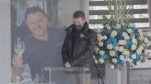 """Funerali Gresini, l'addio del figlio Lorenzo: """"Volevamo festeggiare con te un'altra vittoria"""""""