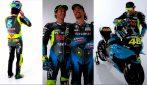 Petronas, Valentino Rossi e Franco Morbidelli svelano la loro moto