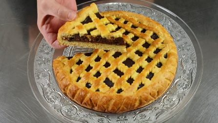 Chocolate pie without mold: how to prepare a tasty dessert