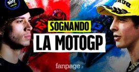 """Bezzecchi e Vietti a Fanpage: """"Valentino Rossi è un capo molto 'figo'"""""""